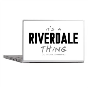 It's a Riverdale Thing Laptop Skins